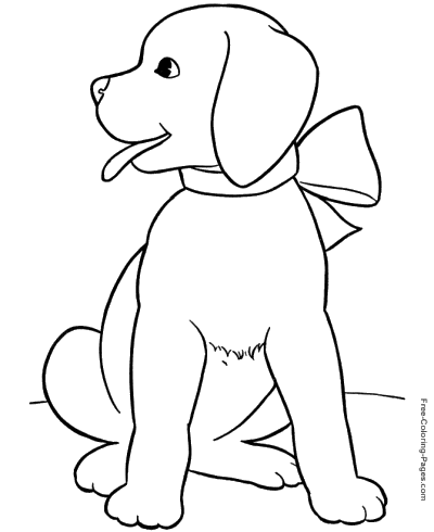 veterinarian coloring pages-#25