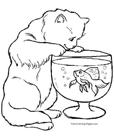 - Animal Coloring Pages