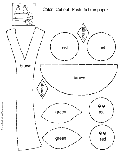 Child Activity Worksheets