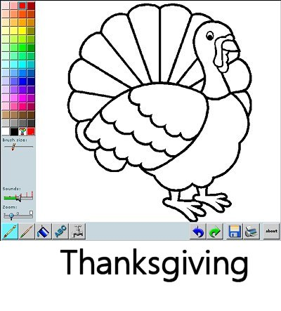 Color Thanksgiving Pictures