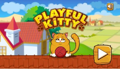 Playful Kitty kids game