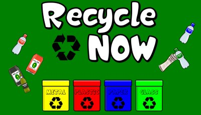 Recycle Now kids game