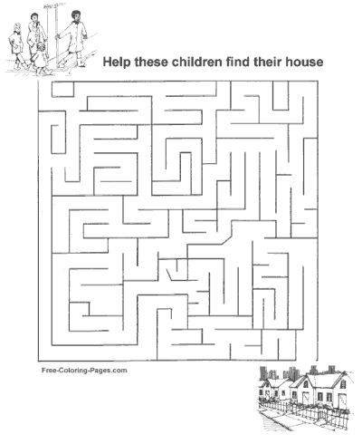Channel Maze Games For Kids