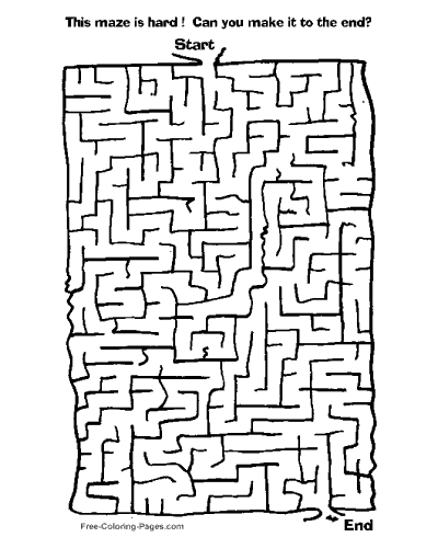 Channel Mazes