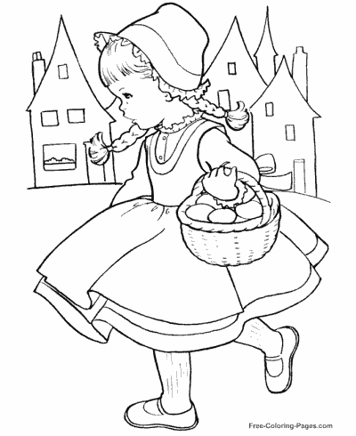 Princess pictures to color
