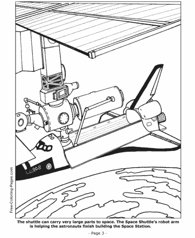 Coloring pages Space. Print for free, 100 pieces   490x400