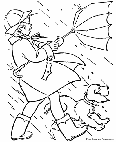 spring animals coloring pages - spring coloring pages 02